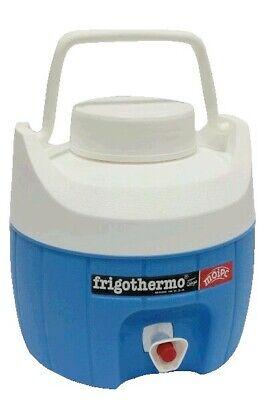 Thermo Getränkebehälter FRIGOTHERMO Essenbehälter Thermobehälter Camping Hahn