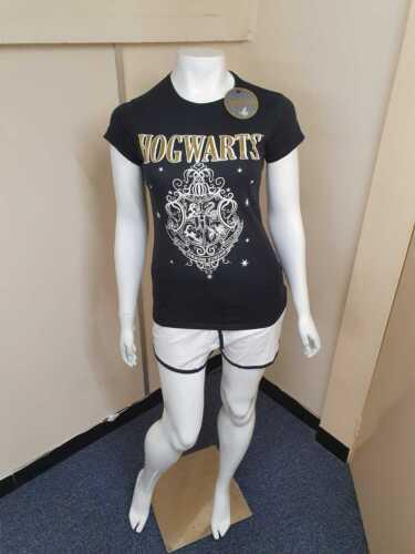Women/'s T-Shirt Short Sleeve Top Harry Potter Character Printed  Primark