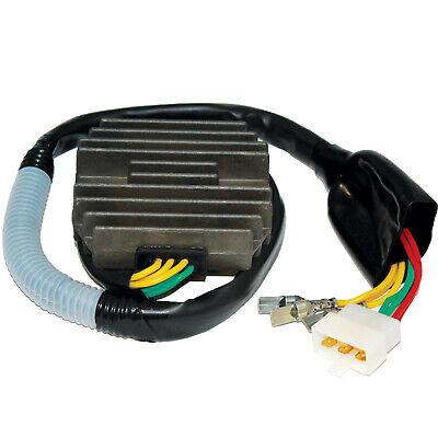 Caltric Rectifier Regulator Fits HONDA 31600-MA6-000 31600-MJ1-672