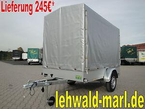 anssems gt 750 kg 2 51x1 26x1 60m planen anh nger neu ebay. Black Bedroom Furniture Sets. Home Design Ideas