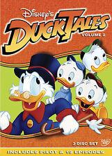 DuckTales, Vol. 2 [3 Discs] (2013, DVD NEUF)3 DISC SET