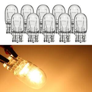 10x-Remplacement-De-L-039-ampoule-T20-7443-W21-5W-Sauvegarde-Feux-De-Recul