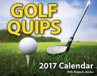 Golf Quips 2017 Calendar Andrews McMeel Publishing LLC Corporate Author