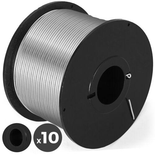 0.8mm Rebar Tie Wire 10//45 Coils Tie Wire Industrial