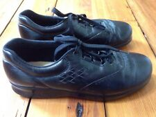 SAS Free Time Black Womens Shoes Oxfords Comfort Granny Walking Sneakers 8.5 39