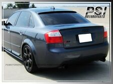 ABT Look Carbon Fiber Trunk Lip Spoiler fit 2001-2005 AUDI A4 B6 Quattro S4