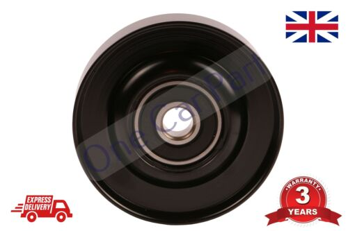 MICRA MK3 NOTE Fan Belt Tensioner Pulley V Ribbed Belt Idler