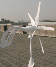Windgenerator,Windturbine,Windrad 12V/300W mit Laderegler/Controller,off Grid