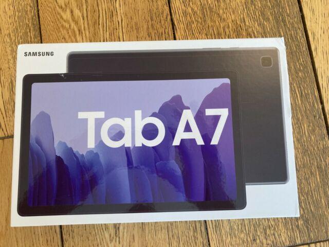 """Samsung Galaxy Tab A7 32Go, Wi-Fi, 10,4"""" - Gris"""