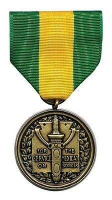 MEXICAN BORDER SERVICE CAMPAIGN MEDAL