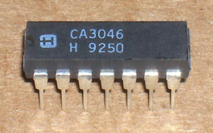 Marshall-JCM800-switching-IC-Harris-Semiconductor-CA3046-BEST-EVER-MADE