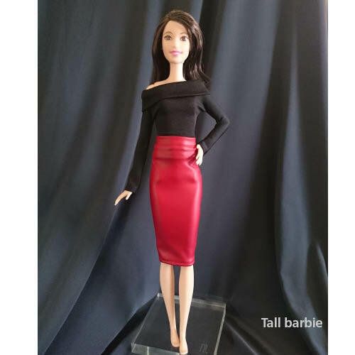 "Silkstone . Handmade~Doll tops for 12/"" Doll~ Barbie,Fashion royalty"