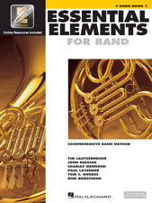 Essential Elements for Band Bk. 1 : F Horn by Hal Leonard Corp. Staff (1999, Paperback)