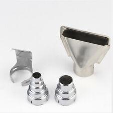 Heat Gun Nozzle Attachments Shrink Wrap Hot Air Accessories Tools Kit 7Pcs