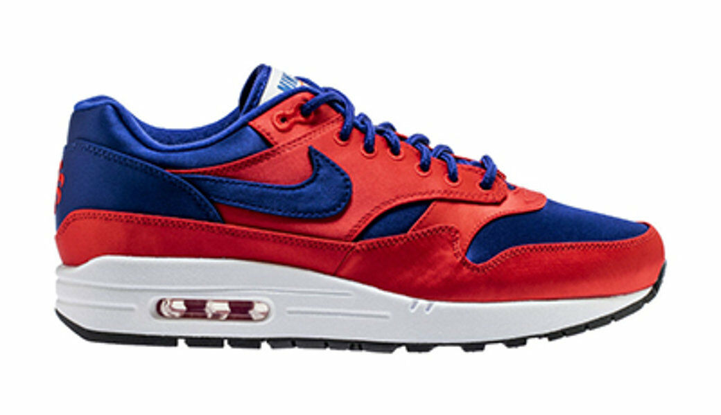 new styles 49ffd 27e4b NEW AO1021 600 MEN'S NIKE AIR MAX MAX MAX 1 SE SHOES !! UNIVERSITY RED