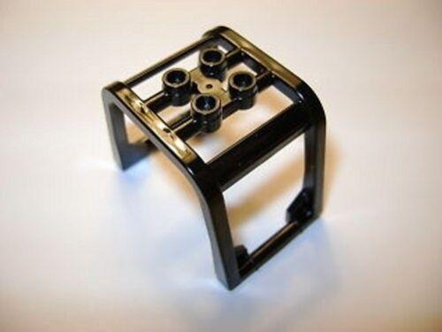 LEGO Black Windscreen 6 x 4 x 3 1//3 Roll Cage // Roll Bars