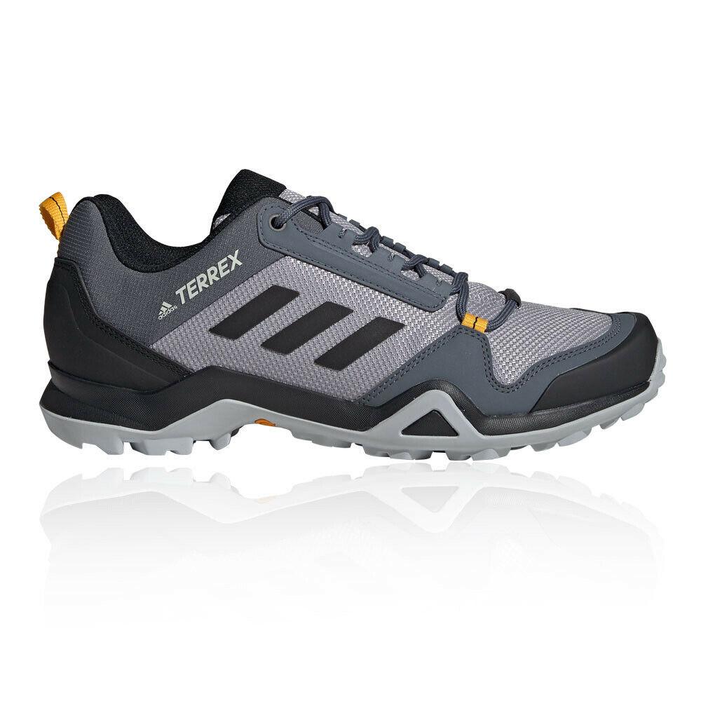 Adidas Herren Terrex AX3 Walking schuhe - grau Sport Draußen Breathable