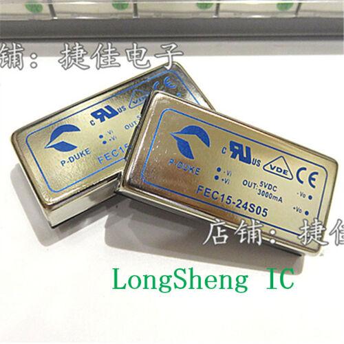 1PCS FEC15-24S05  Power module