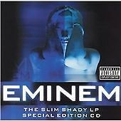 Eminem - Slim Shady LP (Parental Advisory) (Special Edition 2 X CD)