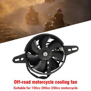 Motorcycle Cooling Fan Oil Cooler Electric Radiator Engine Radiator GER