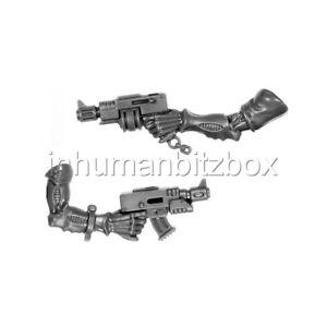 GCA41 BRAS AUTOPISTOL ACOLYTE HYBRID WARHAMMER BITZ W40K GENESTEALER CULTS 40-44