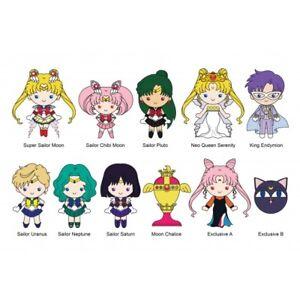 Toei Sailor Moon 3d Figural Key Ring Keychain Series 2