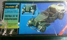 1/35 Plusmodel tatra 57k kublewagen
