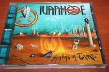 IVANHOE Symbols of time !!! MUSIC IS INTELLIGENCE REC VERY RARE PROG METAL