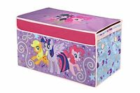 Hasbro My Little Pony Collapsible Storage Trunk , New, Free Shipping on sale
