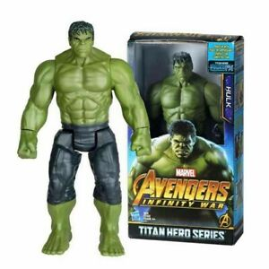 Xmas Gift Super Hulk Titan Series Marvel Avengers Hero Action Figure Kid Toy