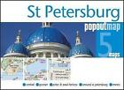 St Petersburg PopOut Map by Compass Maps (Sheet map, folded, 2014)