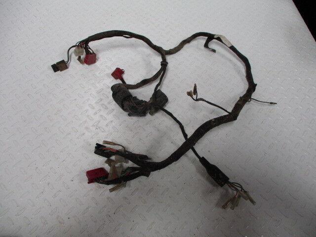 81 honda cm400 cm 400 t oem wire harness wiring loom set Dodge Wiring Harness