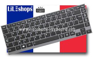 Clavier-Francais-Original-Toshiba-Satellite-U920-U920t-U940-Serie-Retro-eclaire