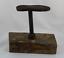 縮圖 1 - Antique Anvil Of Cobbler Or Tree Metallic IN Cast Iron