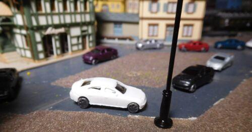 10 Autos Spur N bunt gemischt PKW