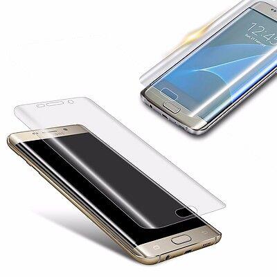 FULL curvi 3D IN VETRO TEMPERATO proteggi Pellicola Cover Samsung Galaxy 9H HD