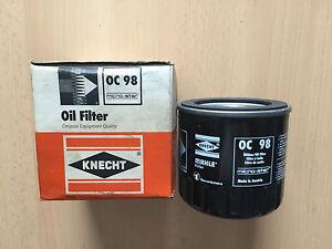 Knecht Ölfilter Filter OC 98 für Citroen und Peugeot
