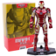 Hot Toys New Iron Man Diecast Mark XLII MK42 with LED Light 1//6th Scale Ironman
