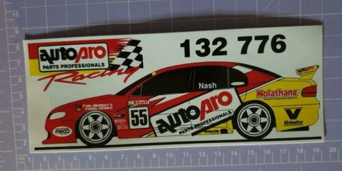 Autopro Parts Professionals Sticker 19cm x 7.5cm approx As per image
