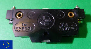 100-NEW-Euchner-ES502E-10A-250V-Limit-Swtich-EU-SELLER