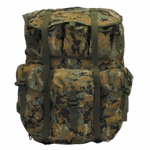 Original US Rucksack Alice Pack large marpat camo Metallgestell Backpack Daypack