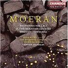 E.J. Moeran - Morean: Rhapsodies Nos.1 & 2; In the Mountain Country; etc. (2004)