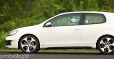 VW Golf MK 6 GTI SIDE SKIRTS SIDESKIRTS SILL COVERS GT MK6 R20 spoiler skirt R