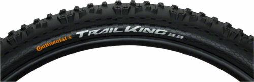 29 x 2.2 Clincher Folding Black ShieldWall Continental Trail King Tire
