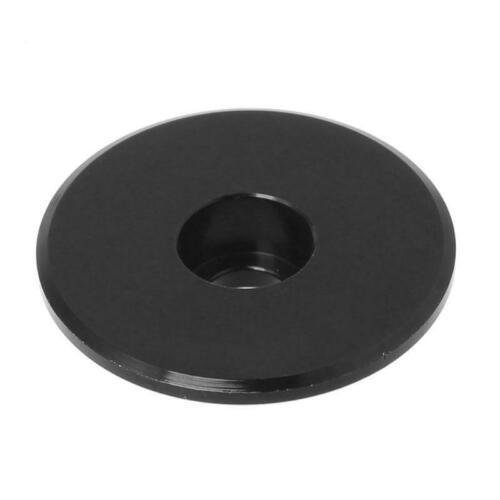 Bicycle Headset Cap Front Fork Stem Top Caps Bowl Steering Tube Cover Parts