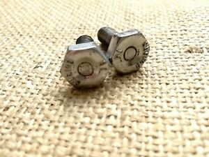 Sugino Single 6mm Chainring Bolt Set of 5 Chromed Steel