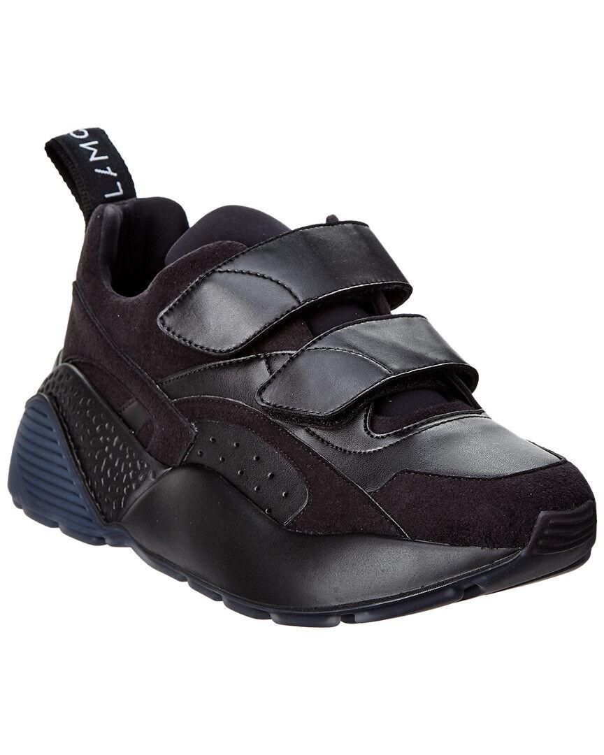 Stella Mccartney Mccartney Mccartney Eclypse Sneaker, 38, Black 749913