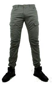 Clubwear Pantalon Slim Tailles Neuf Cipo Treillis Toutes Cargo Homme dQrCoWxEBe
