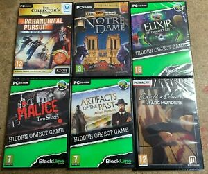 Objective Ps3 Games Bundle Original Game Cases & Boxes