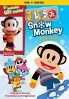 Julius Jr Snow Monkey Adventures 2014 DVD